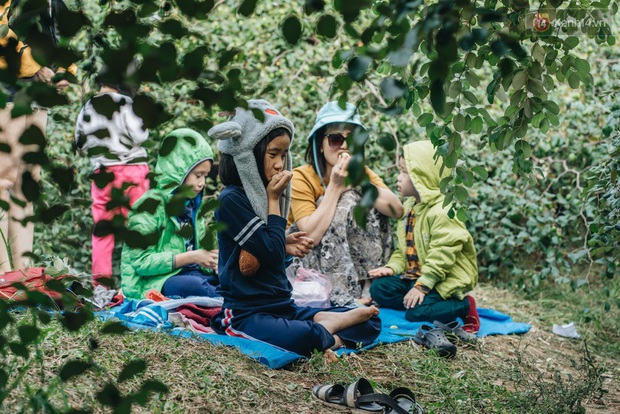 Khám phá vườn táo của trường Đại học rộng nhất Việt Nam, chỉ mất 15k là ăn tẹt ga lại còn được đống ảnh sống ảo - Ảnh 6.