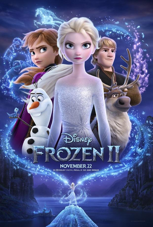 Frozen 2 chiếm 88% suất chiếu tại Hàn Quốc, Disney bị tố vi phạm luật chống độc quyền? - Ảnh 1.