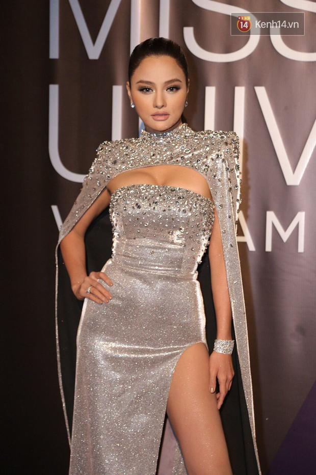 Vũ Thu Phương nói gì về sự cố lộ hàng của Thúy Vân tại Bán kết Hoa hậu Hoàn vũ VN? - Ảnh 2.