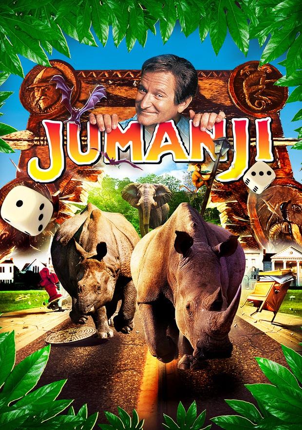 Tượng đài Jumanji sau 24 năm: Từ board game siêu độc đến cuộc rượt đuổi ăn tiền trên màn ảnh rộng - Ảnh 1.