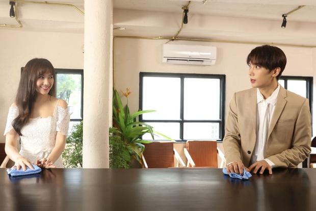 Hari Won lần đầu kết hợp cùng thành viên SS501 tung MV OST cực lãng mạn, bồi hồi nhớ về quãng thời gian mới yêu Trấn Thành? - Ảnh 6.