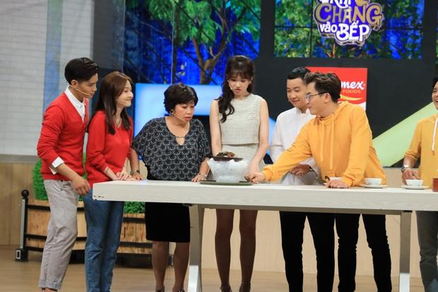 Hari Won đòi ăn bất chấp dù đầu bếp chỉ mời người chơi - Ảnh 3.