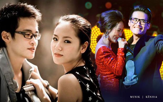 Hà Anh Tuấn - Phương Linh quá đẹp đôi trong âm nhạc nên cứ lâu lâu lại bị đồn nên duyên hẹn hò trong suốt hơn 10 năm - Ảnh 1.