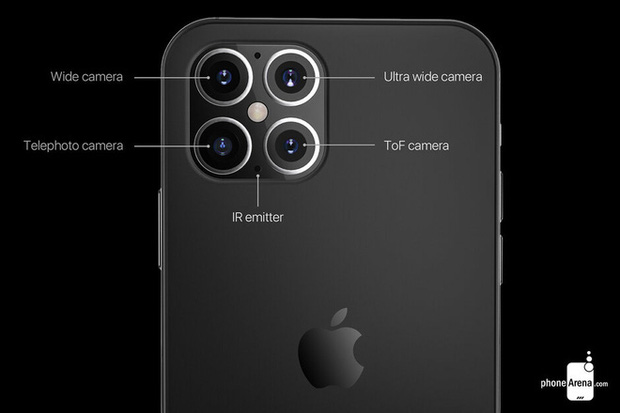 Tin đồn mới nhất về iPhone 12: Có thể sẽ bung lụa tận 4 phiên bản khác nhau trong năm 2020 - Ảnh 3.