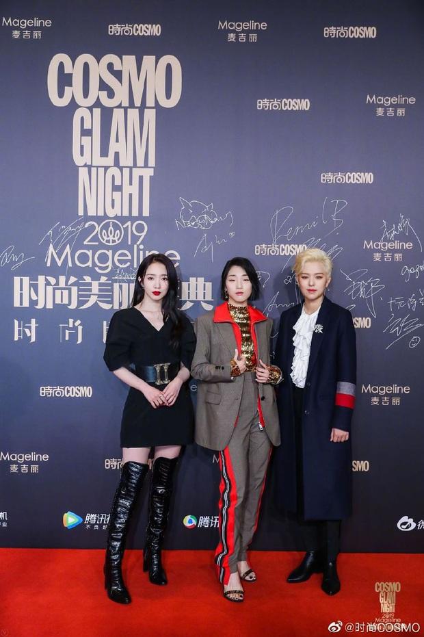 Thảm đỏ khủng quy tụ 100 sao Hoa-Hàn: Nhiệt Ba - HyunA sexy nổ mắt, Yoona đẹp tựa công chúa, Thẩm Nguyệt thất vọng - Ảnh 31.