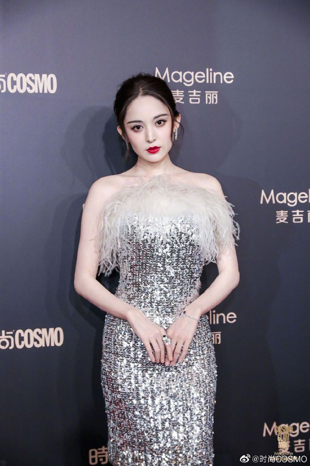 Thảm đỏ khủng quy tụ 100 sao Hoa-Hàn: Nhiệt Ba - HyunA sexy nổ mắt, Yoona đẹp tựa công chúa, Thẩm Nguyệt thất vọng - Ảnh 5.