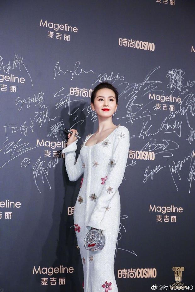 Thảm đỏ khủng quy tụ 100 sao Hoa-Hàn: Nhiệt Ba - HyunA sexy nổ mắt, Yoona đẹp tựa công chúa, Thẩm Nguyệt thất vọng - Ảnh 17.