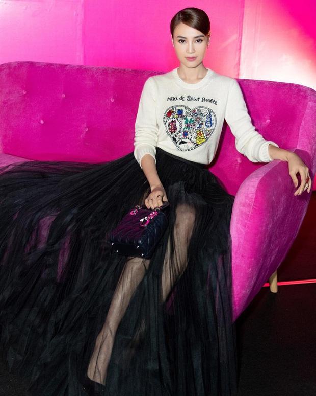 Lan Ngọc vừa đập hộp túi Chanel mới ra hơn 100 triệu, dân tình lại soi thêm cả BST đồ hiệu không hề nhỏ của Gái già lắm chiêu - Ảnh 10.