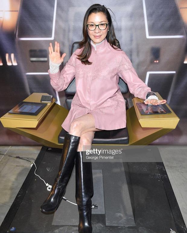 Dương Tử Quỳnh: Từ Hoa hậu trở thành đả nữ nổi tiếng thế giới, cả đời không thể sinh con - Ảnh 12.