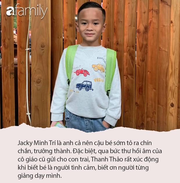 Lục chiếc cặp cũ phát hiện nhiều tranh giấu kín, Thanh Thảo bóc mẽ những sở thích kỳ lạ của con trai Jacky Minh Trí - Ảnh 3.