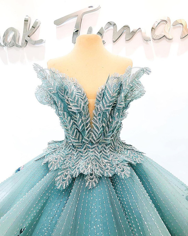 Bất ngờ với thân thế chiếc váy tại tiệc sinh nhật 18 tuổi của rich kid hàng đầu Philippines - Ảnh 5.