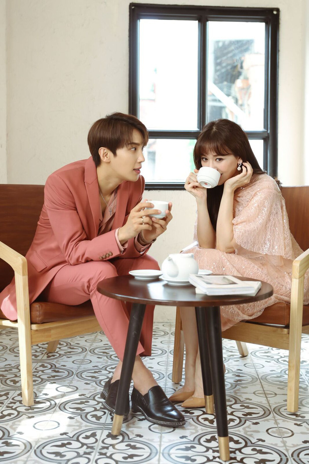 Hari Won lần đầu kết hợp cùng thành viên SS501 tung MV OST cực lãng mạn, bồi hồi nhớ về quãng thời gian mới yêu Trấn Thành? - Ảnh 5.