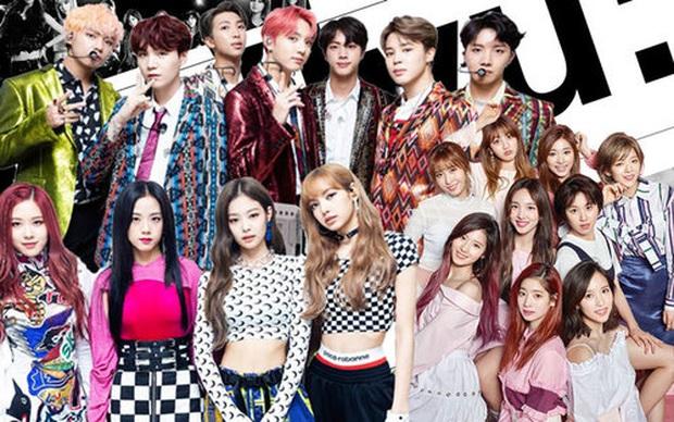 Nhìn lại thành tích nhạc số của các idolgroup năm 2019: Người hâm mộ có đang quá đề cao BTS mà đánh giá thấp những cái tên khác? - Ảnh 1.