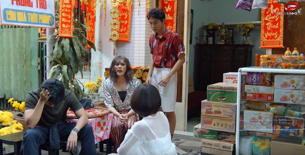Duy Khánh vỗ mặt không nể nang Nam Thư, sẵn tiện comeout ô môi sắp cưới vợ ở tập mở màn Nhà Trọ Có Quá Trời Phòng - Ảnh 17.