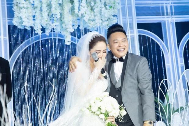 Top 5 đám cưới khủng nhất Vbiz năm 2019: Đông Nhi - Ông Cao Thắng lầy và đắt đỏ nhất, Cường Đô La bê cả dàn siêu xe loá mắt - Ảnh 8.
