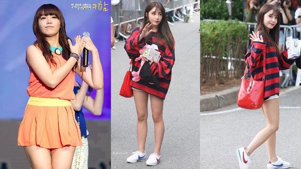 Để có được đôi chân nhỏ gọn như Eunji (Apink), bạn cần triển ngay 5 bài tập được cô nàng gợi ý sau đây - Ảnh 2.