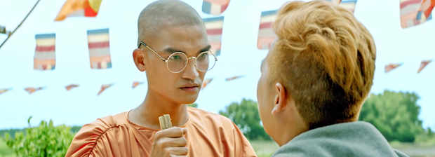 Sư thầy Mạc Văn Khoa độ không nổi yêu nghiệt Trường Giang vì dám đòi phá chùa ở trailer 30 Chưa Phải Tết - Ảnh 8.