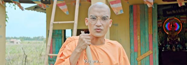 Sư thầy Mạc Văn Khoa độ không nổi yêu nghiệt Trường Giang vì dám đòi phá chùa ở trailer 30 Chưa Phải Tết - Ảnh 7.
