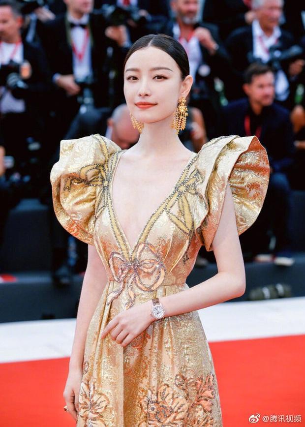 Nữ hoàng thảm đỏ 2019: Nghê Ni - Angela Baby so kè khốc liệt, Nhiệt Ba - Trịnh Sảng và nhân tố mới nhăm nhe ngôi vị - Ảnh 4.