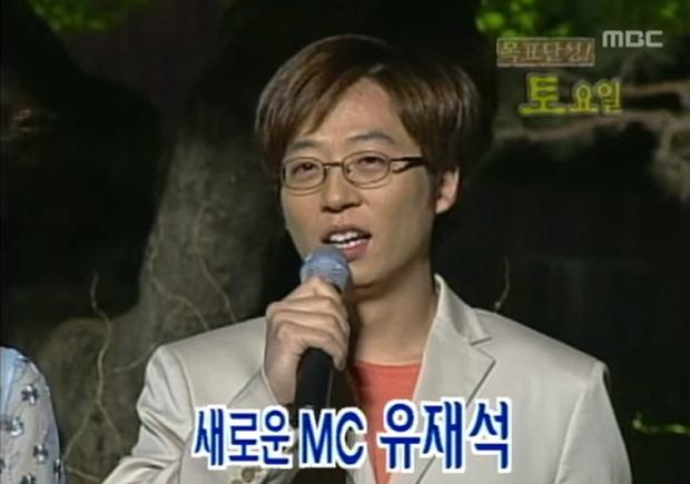 Thập kỉ vàng của MC Quốc dân Yoo Jae Suk: Tường thành giải trí khó có thể xô đổ - Ảnh 3.