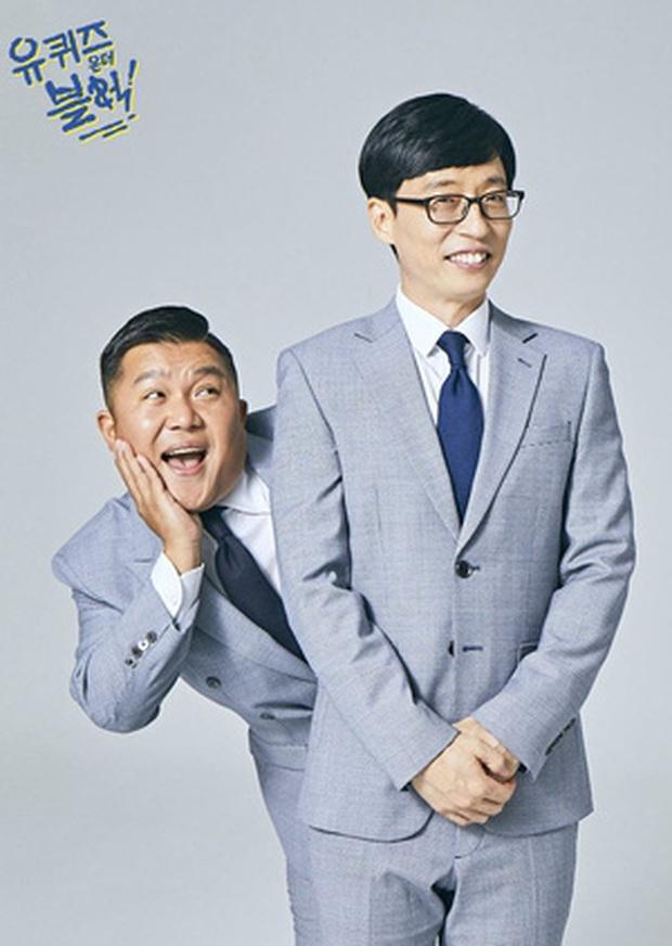 Thập kỉ vàng của MC Quốc dân Yoo Jae Suk: Tường thành giải trí khó có thể xô đổ - Ảnh 6.