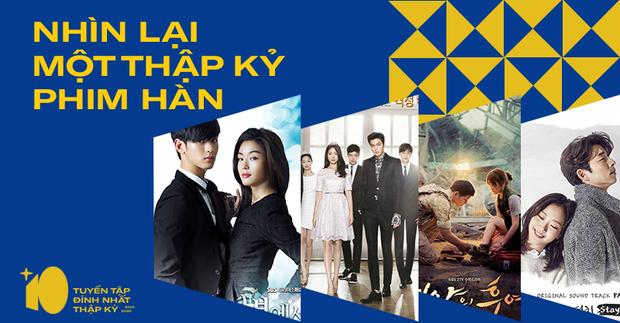 Nhìn lại thập kỉ sóng gió của phim Hàn: Giữ vững vị thế ông lớn truyền hình Châu Á, Netflix nhen nhóm dòm ngó - Ảnh 1.