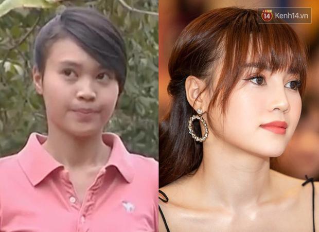 """Sao Việt đổi style makeup chóng mặt sau 10 năm: Ngọc Trinh, Lan Ngọc bớt """"sến""""; đẹp ngỡ ngàng là Chi Pu, Minh Hằng - Ảnh 4."""