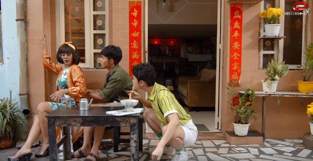 Duy Khánh vỗ mặt không nể nang Nam Thư, sẵn tiện comeout ô môi sắp cưới vợ ở tập mở màn Nhà Trọ Có Quá Trời Phòng - Ảnh 9.