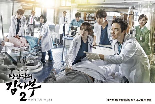 """Có Han Suk Kyu và Park Seo Joon """"xông đất"""", phim Hàn tháng 1 năm nay sợ gì không khá hơn! - Ảnh 9."""