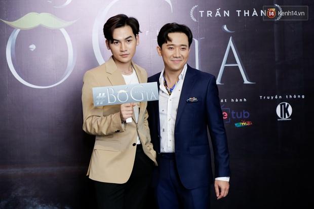 Đông Nhi - Ông Cao Thắng tình tứ diện đồ đôi đi mừng Bố Già Trấn Thành đốt 4 tỉ làm web drama - Ảnh 5.