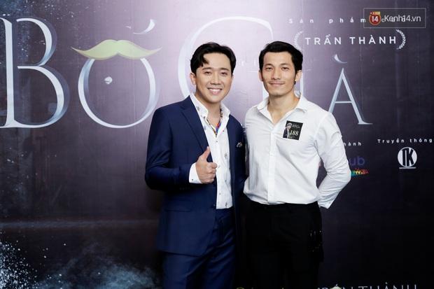 Đông Nhi - Ông Cao Thắng tình tứ diện đồ đôi đi mừng Bố Già Trấn Thành đốt 4 tỉ làm web drama - Ảnh 11.