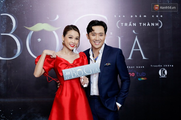 Đông Nhi - Ông Cao Thắng tình tứ diện đồ đôi đi mừng Bố Già Trấn Thành đốt 4 tỉ làm web drama - Ảnh 8.