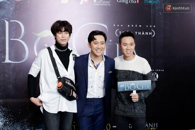 Đông Nhi - Ông Cao Thắng tình tứ diện đồ đôi đi mừng Bố Già Trấn Thành đốt 4 tỉ làm web drama - Ảnh 14.