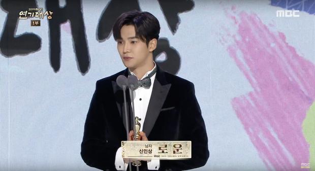 Giải MBC Drama Awards 2019: Extraordinary You thắng lớn, chị đẹp Han Ji Min ngậm ngùi hụt cúp vàng Daesang - Ảnh 6.