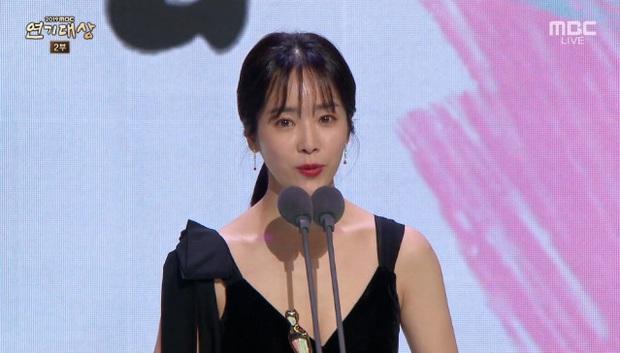 Giải MBC Drama Awards 2019: Extraordinary You thắng lớn, chị đẹp Han Ji Min ngậm ngùi hụt cúp vàng Daesang - Ảnh 2.