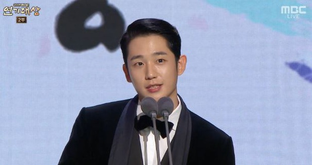 Giải MBC Drama Awards 2019: Extraordinary You thắng lớn, chị đẹp Han Ji Min ngậm ngùi hụt cúp vàng Daesang - Ảnh 3.