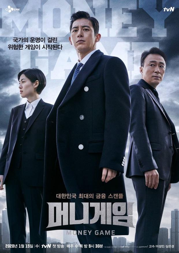 """Có Han Suk Kyu và Park Seo Joon """"xông đất"""", phim Hàn tháng 1 năm nay sợ gì không khá hơn! - Ảnh 12."""