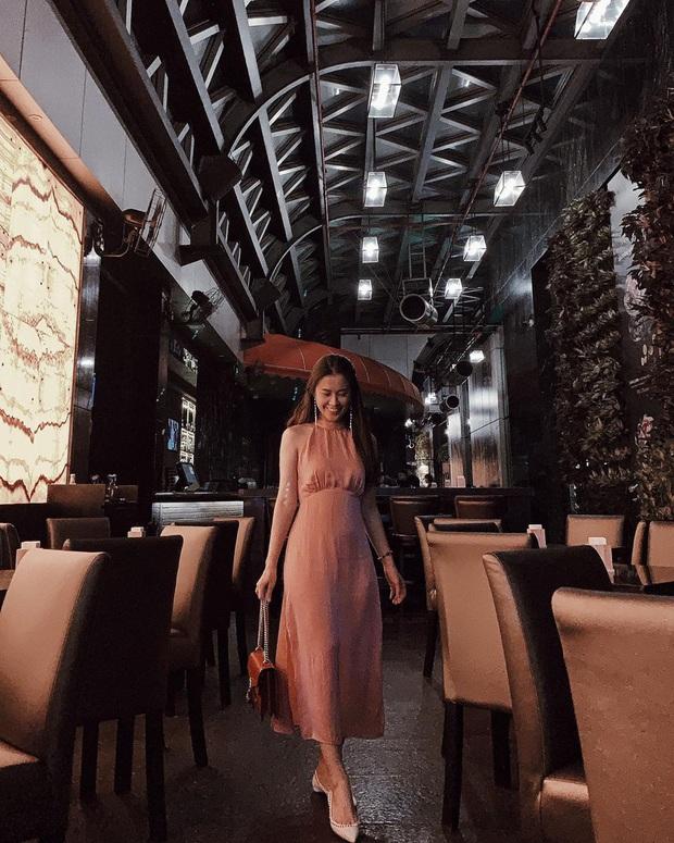 Street style sao Việt: Quỳnh Nga kín như bưng, đối lập với Tóc Tiên sexy ná thở - Ảnh 6.