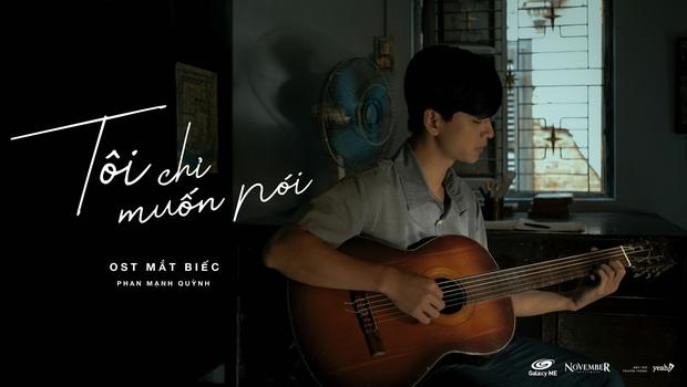Mắt Biếc vượt doanh thu 100 tỉ - liệu có giúp MV OST Tôi Chỉ Muốn Nói mới ra của Phan Mạnh Quỳnh chạm top 1 trending? - Ảnh 2.