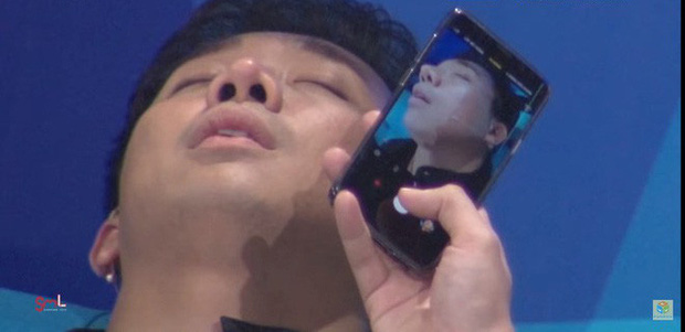 Trấn Thành có không ít lần lộ vẻ mệt mỏi, ngái ngủ khi đang quay show truyền hình - Ảnh 3.