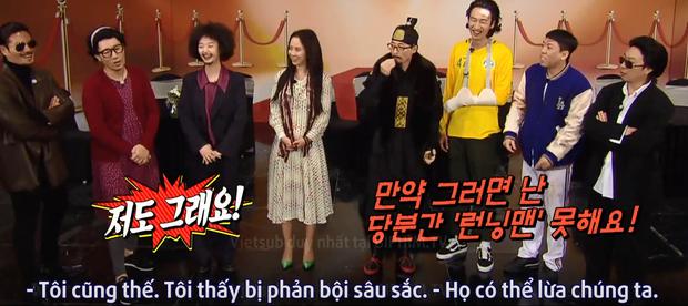 Yoo Jae Suk: Jeon So Min mà kết hôn với Kim Jong Kook thì tôi sẽ rời khỏi Running Man... - Ảnh 7.