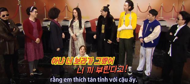 Yoo Jae Suk: Jeon So Min mà kết hôn với Kim Jong Kook thì tôi sẽ rời khỏi Running Man... - Ảnh 3.