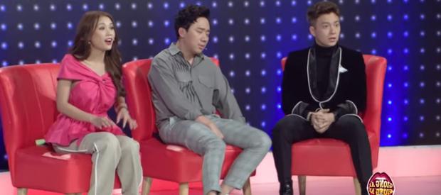 Trấn Thành có không ít lần lộ vẻ mệt mỏi, ngái ngủ khi đang quay show truyền hình - Ảnh 1.