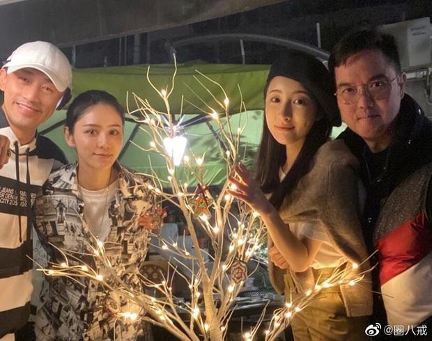 Thiếu gia đình đám TVB Lâm Phong cuối cùng đã chịu tổng kết năm 2019 bằng tuyên bố kết hôn vào hôm nay - Ảnh 4.