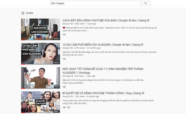 Gọi tên vlogger Việt có tâm nhất tới năm 2019: Vừa chăm update, vừa không ngại làm giáo án truyền nghề YouTube - Ảnh 2.