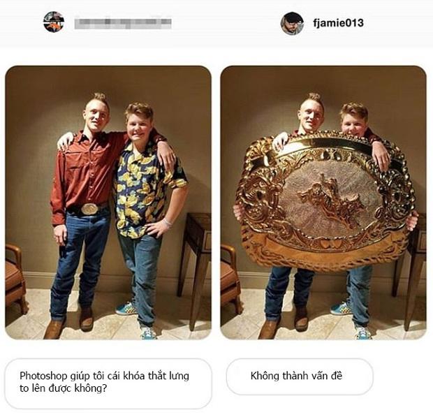 Anh chàng designer chuyên nhận photoshop hộ ảnh trên mạng nhưng kết quả trả về cho khổ chủ thì lại cực kỳ khó đỡ - Ảnh 4.