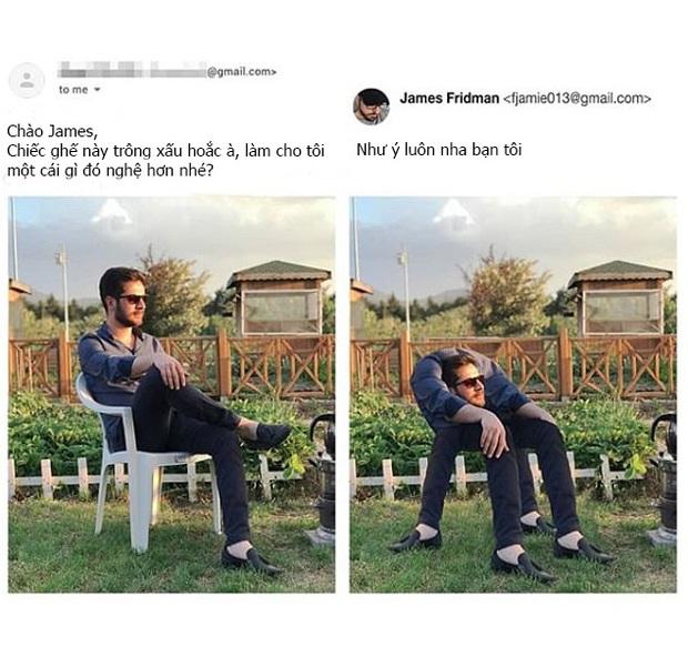 Anh chàng designer chuyên nhận photoshop hộ ảnh trên mạng nhưng kết quả trả về cho khổ chủ thì lại cực kỳ khó đỡ - Ảnh 6.