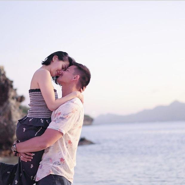 Mỹ nhân đẹp nhất Philippines và chồng tài tử khoe ảnh ngọt lịm kỷ niệm 5 năm cưới, kéo đến hình hậu trường mà ngã ngửa - Ảnh 3.