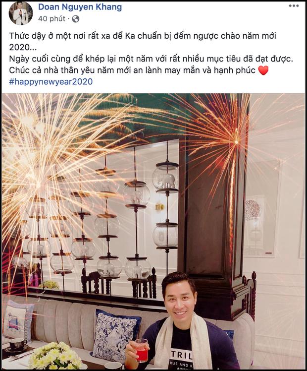 Mai Phương Thúy, Võ Hoàng Yến cùng dàn sao Vbiz đồng loạt khoe kỷ niệm trong ngày cuối cùng của thập kỷ, háo hức chờ đón năm mới 2020 - Ảnh 6.