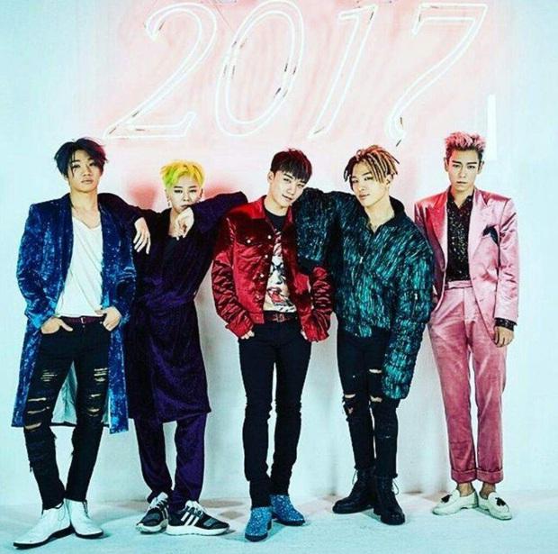 Top 5 nghệ sĩ nam đỉnh nhất từng năm thập kỷ qua: BTS lép vế trước EXO và SHINee nhưng trùm cuối lại chính là BIGBANG! - Ảnh 20.